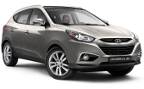 Location de voiture Hyundai IX35 en Corse pas cher