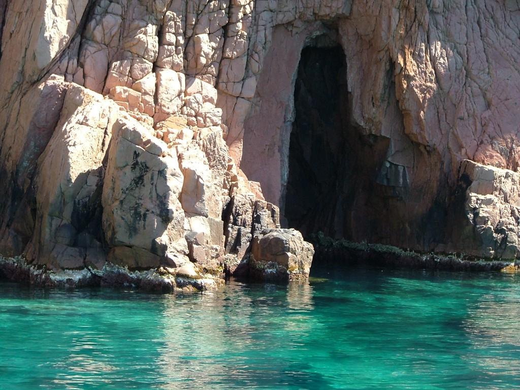 Réserve de Scandola en Corse