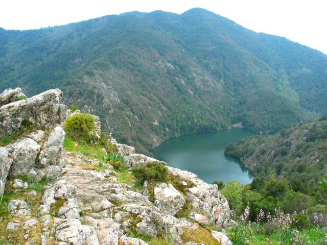 Lac de Tolla en Corse