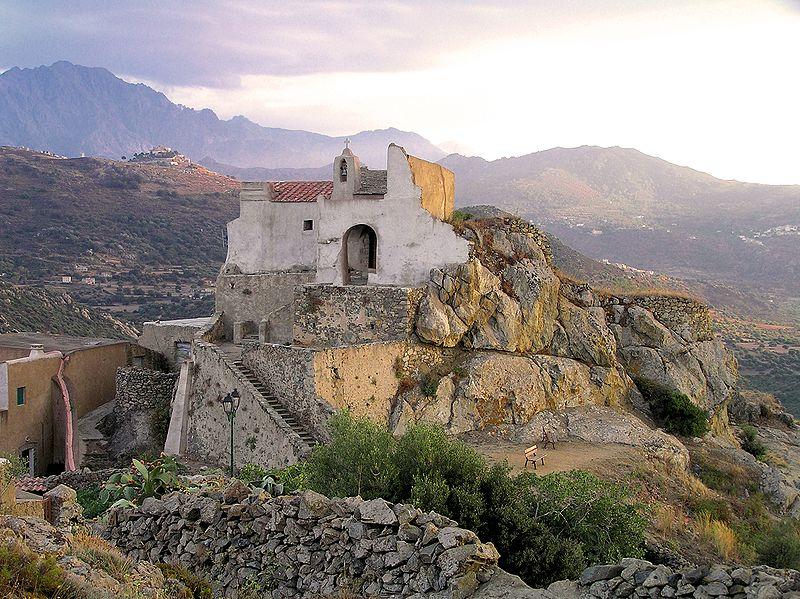 Corbara en Corse