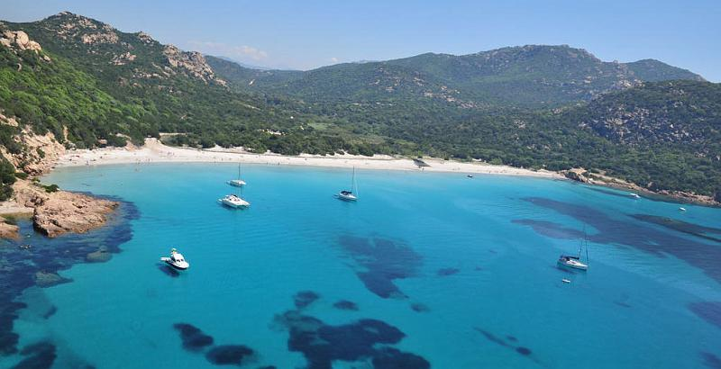 Tizzano plage de Sartène